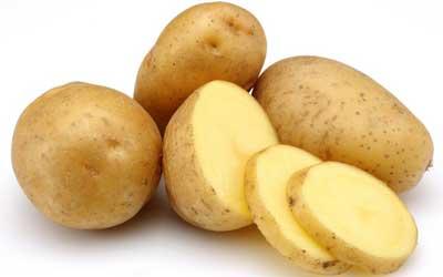 Cara menghilangkan jerawat batu dengan kentang