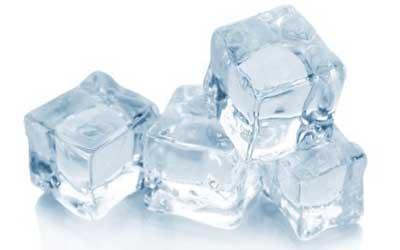 Cara menghilangkan jerawat batu di hidung dengan es batu
