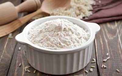 Cara menghilangkan jerawat batu di hidung dengan tepung beras