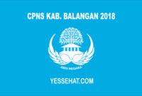 CPNS Kabupaten Balangan 2018