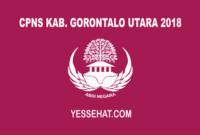 CPNS Kabupaten Gorontalo Utara 2018