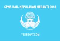 CPNS Kabupaten Kepulauan Meranti 2018