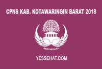 CPNS Kabupaten Kotawaringin Barat 2018