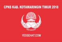 CPNS Kabupaten Kotawaringin Timur 2018