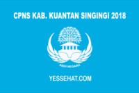 CPNS Kabupaten Kuantan Singingi 2018