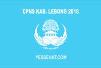 CPNS Kabupaten Lebong 2018