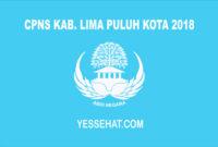 CPNS Kabupaten Lima Puluh Kota 2018
