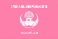 CPNS Kabupaten Mempawah 2018