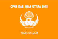 CPNS Kabupaten Nias Utara 2018