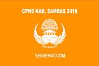 CPNS Kabupaten Sambas 2018