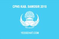 CPNS Kabupaten Samosir 2018