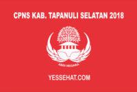CPNS Kabupaten Tapanuli Selatan 2018