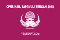 CPNS Kabupaten Tapanuli Tengah 2018