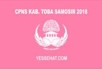 CPNS Kabupaten Toba Samosir 2018