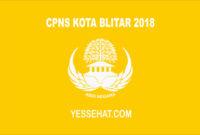 CPNS Kota Blitar 2018