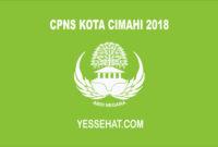 CPNS Kota Cimahi 2018