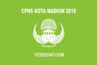 CPNS Kota Madiun 2018