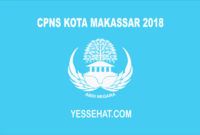 CPNS Kota Makassar 2018