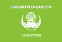 CPNS Kota Pekanbaru 2018
