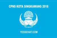 CPNS Kota Singkawang 2018