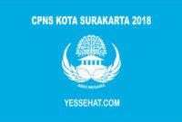 CPNS Kota Surakarta 2018