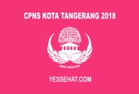 CPNS Kota Tangerang 2018