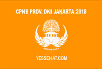 CPNS Provinsi DKI Jakarta 2018