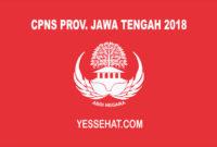 CPNS Provinsi Jawa Tengah 2018