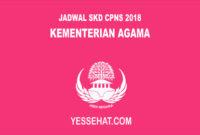 Jadwal SKD CPNS Kementerian Agama 2018