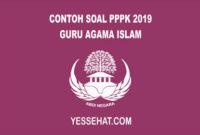 Contoh Soal Tes PPPK Guru Agama Islam 2019
